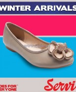 Servis Latest Foot Wear Designs 2013 For Winter 6