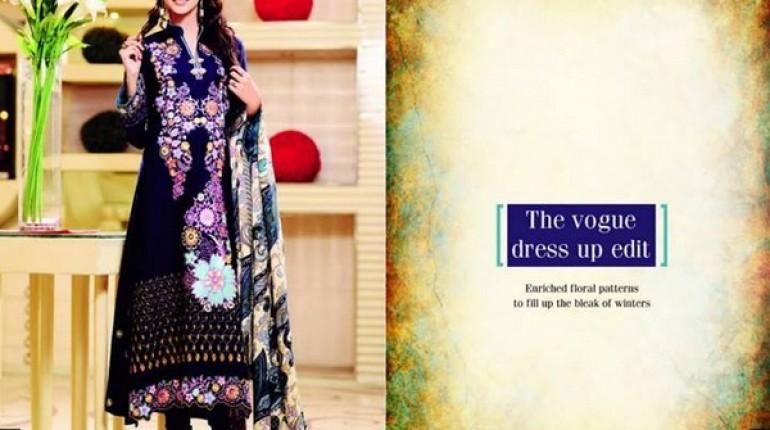Shaista Cloth Winter Dresses 2013-2014 for Women