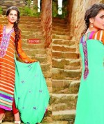 Shaista Cloth Winter Dresses 2013 2014 for Women 010 150x180 pakistani dresses