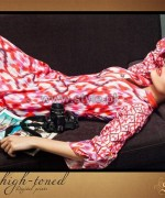 Shariq Textiles Digital Print Shirts 2013 Volume 2 For Women 10