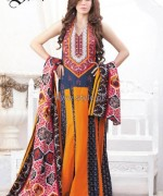 Shariq Textiles Khaddar Dresses 2013 Volume 2 For Winter 10