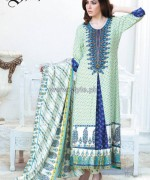 Shariq Textiles Khaddar Dresses 2013 Volume 2 For Winter 12