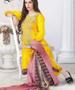 Shariq Textiles Khaddar Dresses 2013 Volume 2 For Winter 8