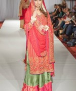 Sonya Battla Dresses 2013-2014 at PFW 5 003