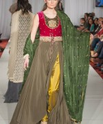 Sonya Battla Dresses 2013-2014 at PFW 5 007
