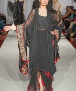 Sonya Battla Dresses 2013-2014 at PFW 5 009