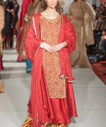 Sonya Battla Dresses 2013-2014 at PFW 5 014