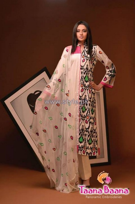 Taana Baana Winter Arrivals 2013 Volume 2 8