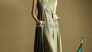 Zahra Ahmad Party Dresses 2013-2014 For Women 6