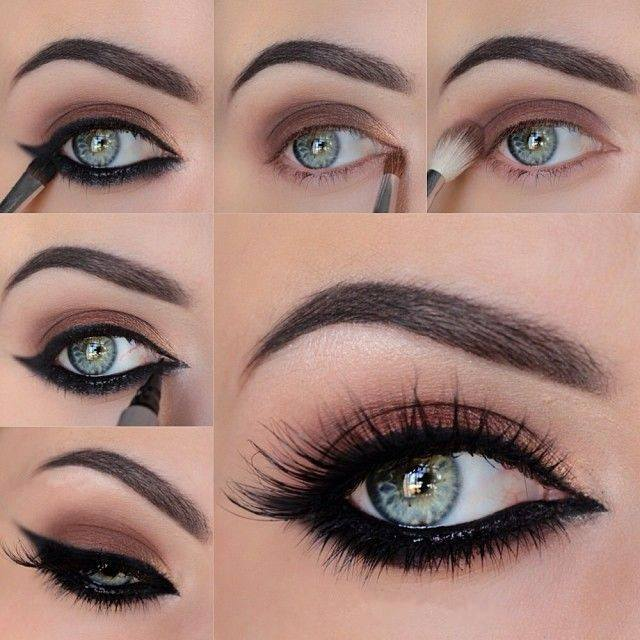 Easy Eye Makeup Tips And Tutorial For Girls In Stan -> Source ...