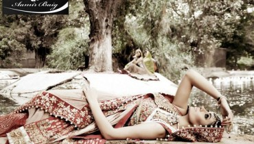 Aamir Baig Bridal Dresses 2013-2014 For Women 009