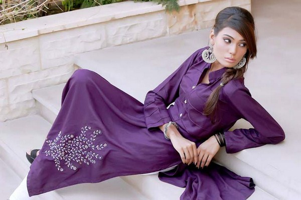Adil Iqbal Winter Dresses 2013-2014 For Women 0013