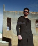 Arsalan Iqbal Menswear Collection  2014 For Winter 4