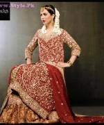 Barat Dresses 2014 For Girls 010 150x180 style exclusives new fashion fashion trends bridal dresses