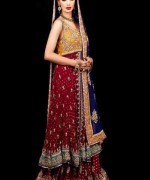 Barat Dresses 2014 For Girls006 150x180 style exclusives new fashion fashion trends bridal dresses