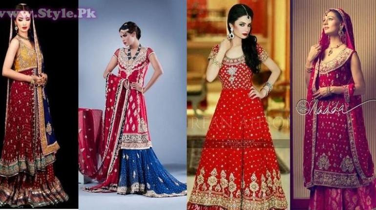 Barat Dresses 2014 For Girls