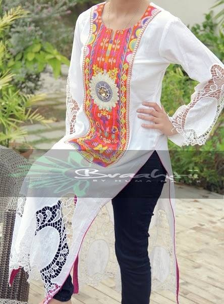 Braahtii Winter Dresses 2014 For Women
