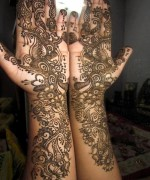 Bridal Mehndi Designs 2014 For Women 0012