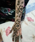 Bridal Mehndi Designs 2014 For Women 002 150x180 new fashion mehandi fashion trends