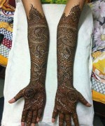 Bridal Mehndi Designs 2014 For Women 0020 150x180 new fashion mehandi fashion trends