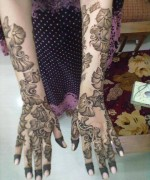 Bridal Mehndi Designs 2014 For Women 0023