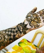 Bridal Mehndi Designs 2014 For Women 0026 150x180 new fashion mehandi fashion trends
