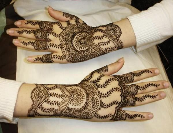 Bridal Mehndi Designs 2014 For Women 0028