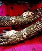 Bridal Mehndi Designs 2014 For Women 006