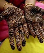 Bridal Mehndi Designs 2014 For Women 007