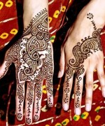 Bridal Mehndi Designs 2014 For Women 008