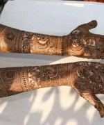 Bridal Mehndi Designs 2014 For Women 009 150x180 new fashion mehandi fashion trends