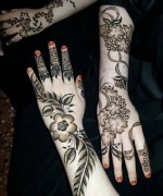 Bridal Mehndi Designs 2014 For Women 010 150x180 new fashion mehandi fashion trends