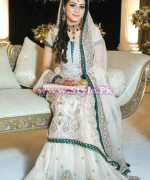 Bridal Walima Dresses 2014 In Pakistan 002