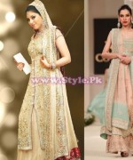 Bridal Walima Dresses 2014 In Pakistan 004