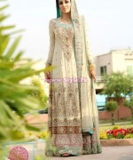 Bridal Walima Dresses 2014 In Pakistan 005