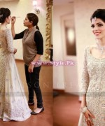 Bridal Walima Dresses 2014 In Pakistan 006