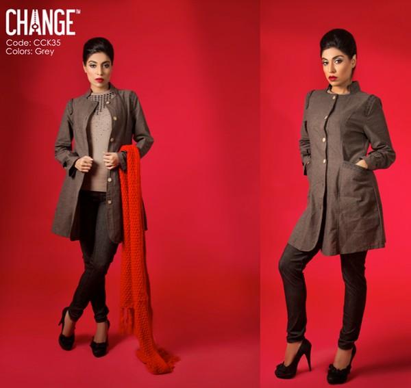 Change Clothing Winter Dresses 2013-2014 for Girls