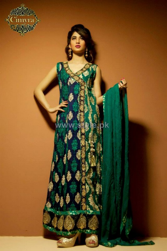 Cimyra Semi-Formal Dresses 2014 For Girls 1
