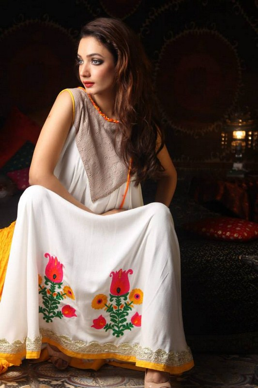 Cotton Ginny Winter Dresses 2013-2014 Volume 2 For Women 003