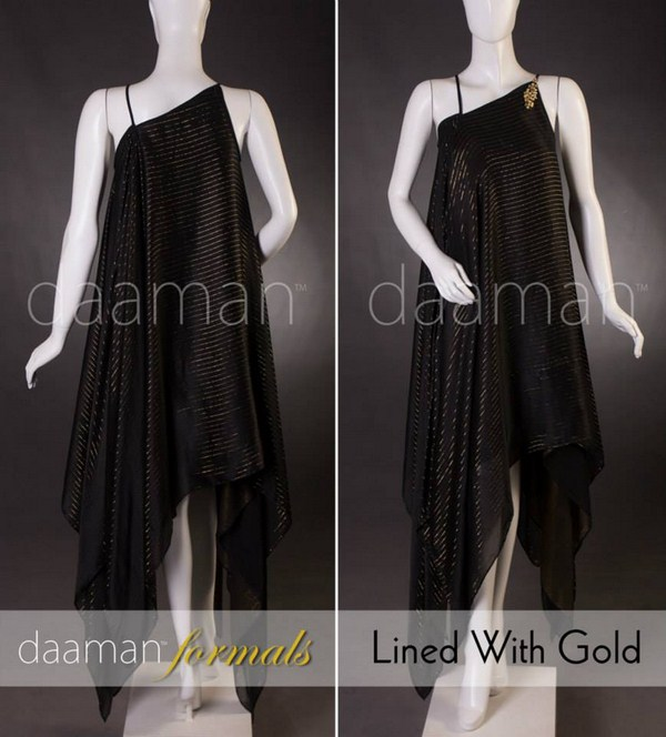 Daaman Winter Dresses 2013-2014 Volume 2 For Women 005
