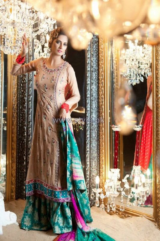 Embellished by Sadaf Amir Formal Dresses 2014 For Women 7