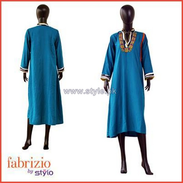 Fabrizio Winter Dresses 2014 For Girls and Women 5