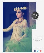 Farah Talib Aziz Formal and Bridal Wear 2014 Collection 4