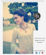 Farah Talib Aziz Formal and Bridal Wear 2014 Dresses 8