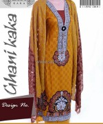 Ghani Textile Winter Clothes 2014 For Women 12
