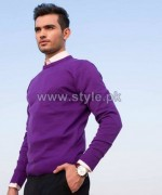 Gul Ahmed Ideas Winter Dresses 2014 For Boys 8