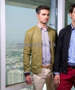 Gul Ahmed Ideas Winter Dresses 2014 For Boys 9