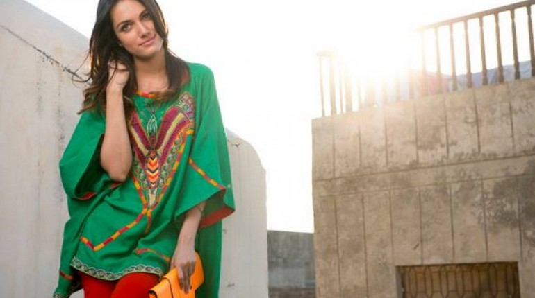 Gul Ahmed Ready to Wear Dresses for Winter 2014