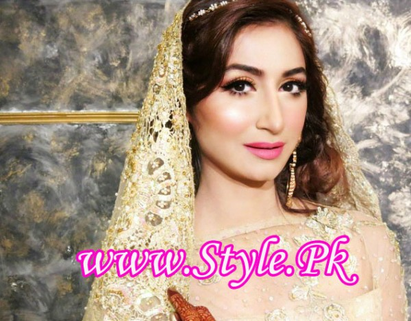 Hira tareen and Ali Safina Wedding Picture 03 600x469 celebrity gossips