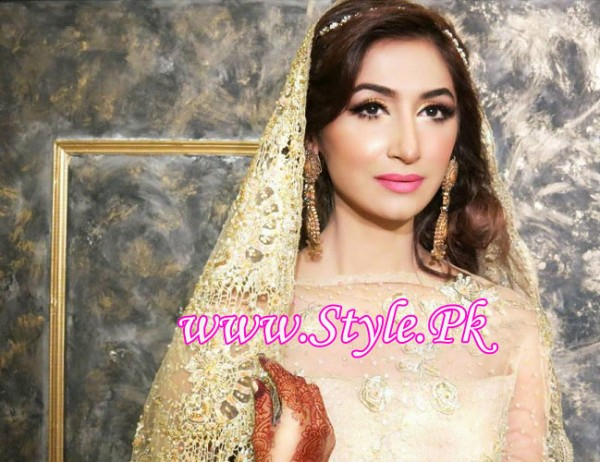 Hira tareen and Ali Safina Wedding Picture 04 600x462 celebrity gossips